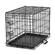 Folding steel stackable storage cage(manufacturer)